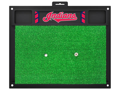 Cleveland Indians Fan Mats Golf Hitting Mat