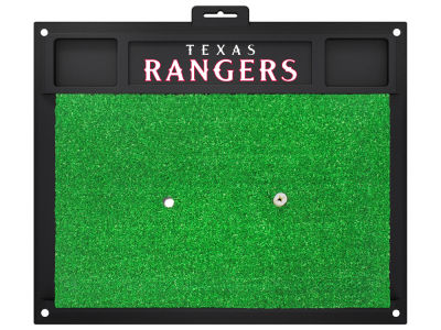 Texas Rangers Fan Mats Golf Hitting Mat