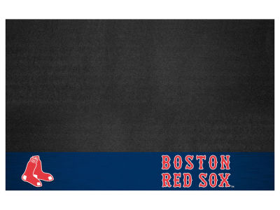 Boston Red Sox Fan Mats Grill Mat