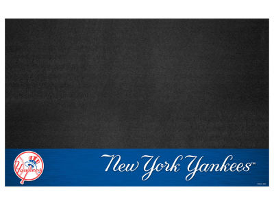 New York Yankees Fan Mats Grill Mat