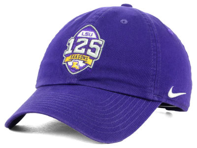 LSU Tigers Nike NCAA 125th Anniversary Cap
