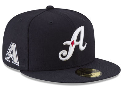 Reno Aces New Era MiLB x MLB 59FIFTY Cap