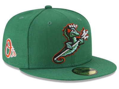 Norfolk Tides New Era MiLB x MLB 59FIFTY Cap