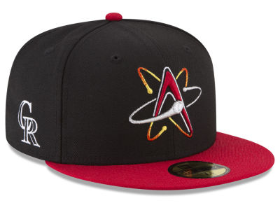 Albuquerque Isotopes New Era MiLB x MLB 59FIFTY Cap