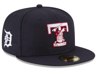 Toledo Mud Hens New Era MiLB x MLB 59FIFTY Cap