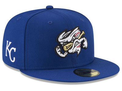 Omaha Storm Chasers New Era MiLB x MLB 59FIFTY Cap