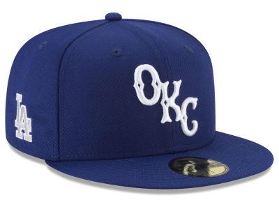 Oklahoma City Dodgers New Era MiLB x MLB 59FIFTY Cap 3d660a637cd7