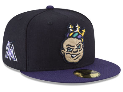 New Orleans Baby Cakes New Era MiLB x MLB 59FIFTY Cap