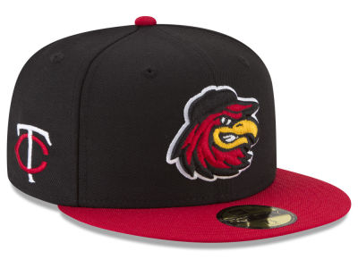 Rochester Red Wings New Era MiLB x MLB 59FIFTY Cap