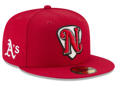 Nashville Sounds New Era MiLB x MLB 59FIFTY Cap