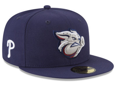 Lehigh Valley IronPigs New Era MiLB x MLB 59FIFTY Cap