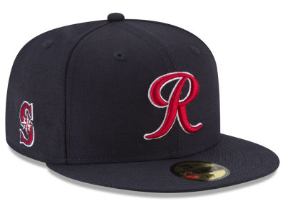 Tacoma Rainiers New Era MiLB x MLB 59FIFTY Cap