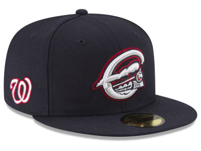 Syracuse Chiefs New Era MiLB x MLB 59FIFTY Cap