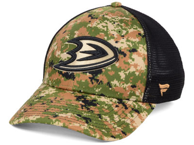 Anaheim Ducks NHL Military Appreciation Speed Flex Cap