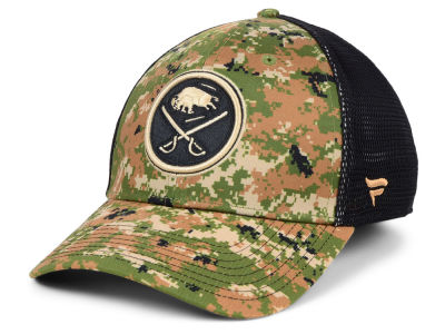 284cb212362 Buffalo Sabres NHL Military Appreciation Speed Flex Cap