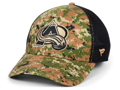Colorado Avalanche NHL Military Appreciation Speed Flex Cap