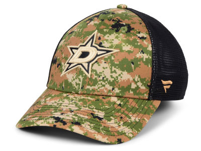 Dallas Stars NHL Military Appreciation Speed Flex Cap
