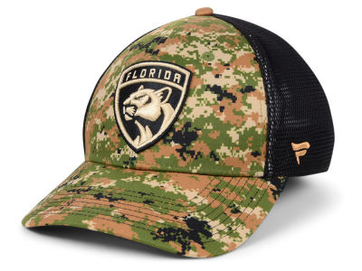Florida Panthers NHL Military Appreciation Speed Flex Cap