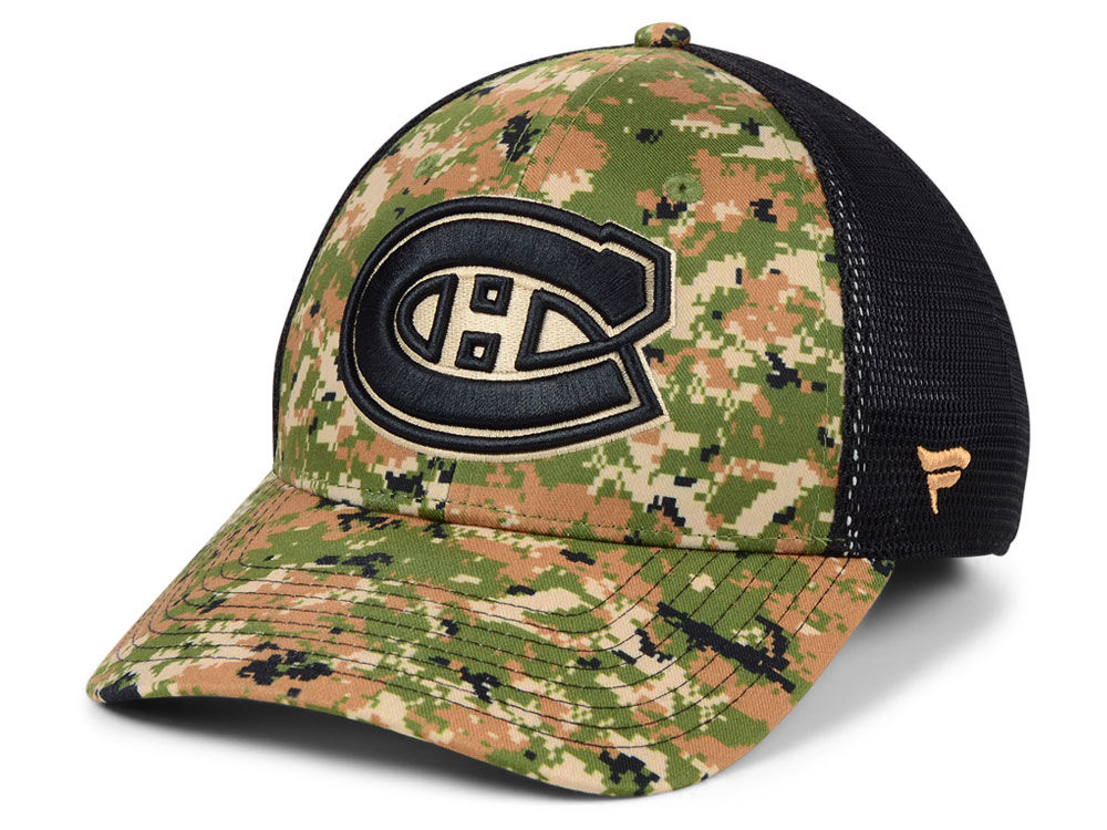los angeles 70c36 09ae3 ... canada montreal canadiens nhl military appreciation speed flex cap lids  07e28 860e9