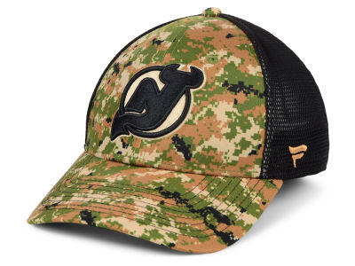 New Jersey Devils NHL Military Appreciation Speed Flex Cap