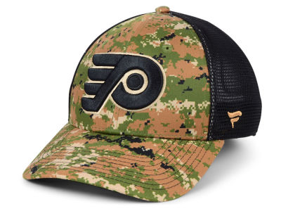 Philadelphia Flyers NHL Military Appreciation Speed Flex Cap 4f817d48816c