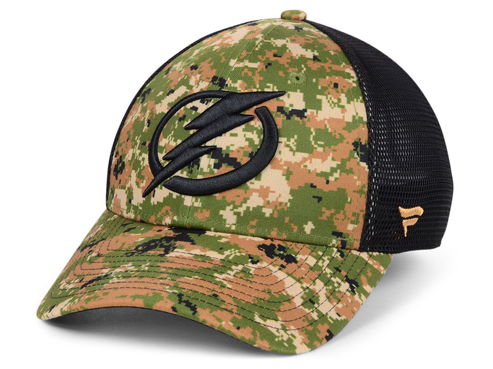 sports shoes e01d9 19d4d ... promo code for tampa bay lightning nhl military appreciation speed flex  cap lids 37db7 82ebc