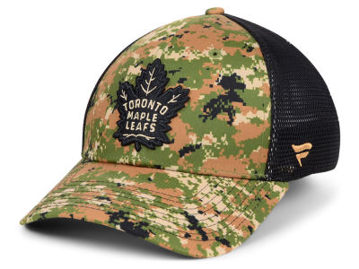 Toronto Maple Leafs NHL Military Appreciation Speed Flex Cap