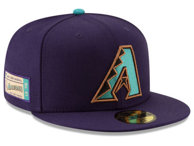Arizona Diamondbacks New Era MLB Ticket Stub Moments 59FIFTY Cap