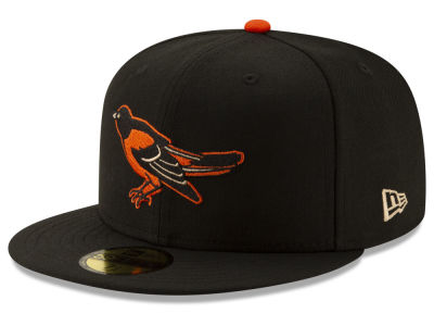 Baltimore Orioles New Era MLB Ticket Stub Moments 59FIFTY Cap