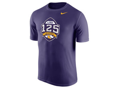 LSU Tigers Nike NCAA Men's 125th Seasons T-Shirt