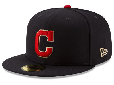 Cleveland Indians New Era MLB Ticket Stub Moments 59FIFTY Cap
