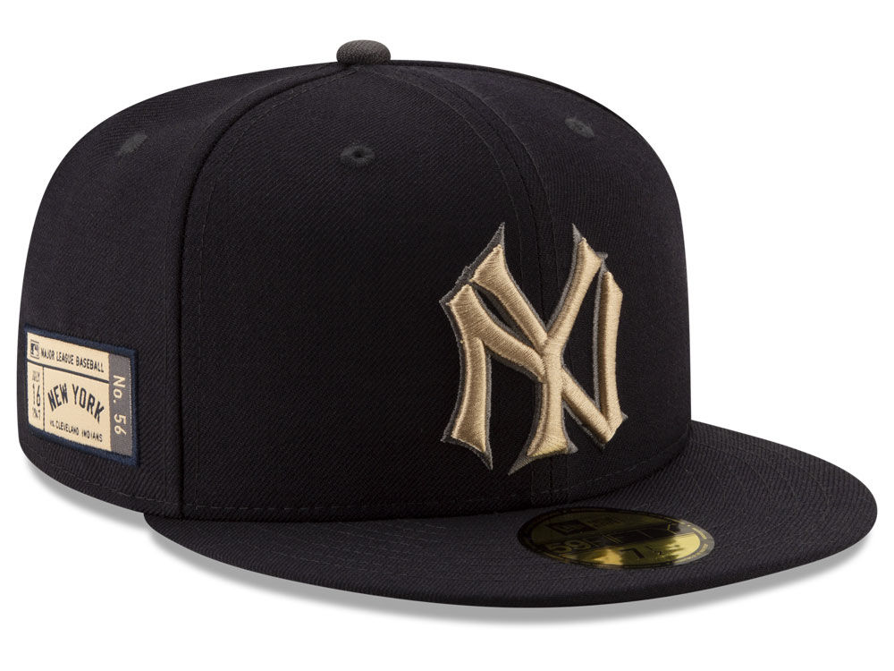 the latest wide varieties new appearance New York Yankees New Era MLB Ticket Stub Moments 59FIFTY Cap   lids.ca
