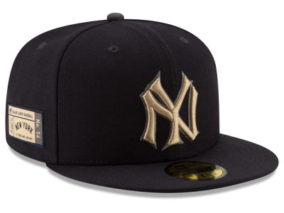 New York Yankees New Era MLB Ticket Stub Moments 59FIFTY Cap