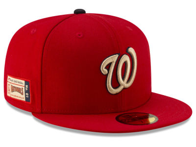 Washington Nationals New Era MLB Ticket Stub Moments 59FIFTY Cap