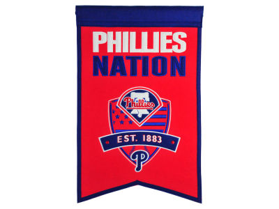 Philadelphia Phillies Winning Streak Nations Banner V