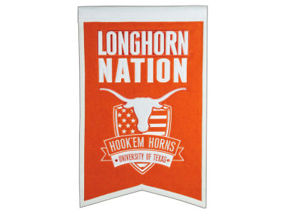 Texas Longhorns Winning Streak Nations Banner V
