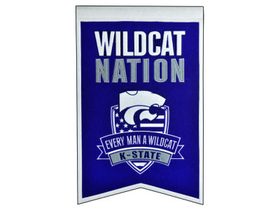 Kansas State Wildcats Winning Streak Nations Banner V