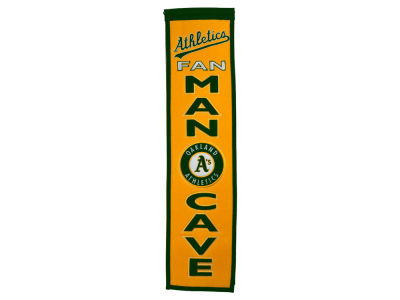Oakland Athletics Winning Streak Fan Cave Banner