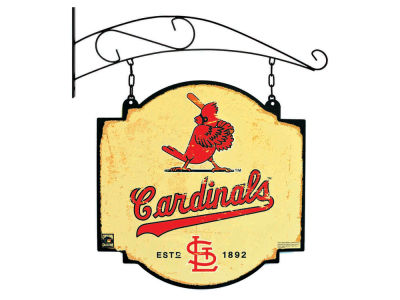 St. Louis Cardinals Winning Streak Tavern Sign