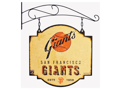 San Francisco Giants Winning Streak Tavern Sign