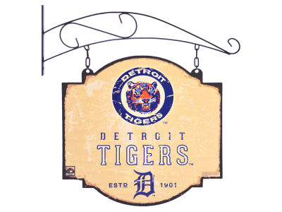 Detroit Tigers Winning Streak Tavern Sign