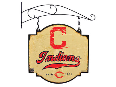 Cleveland Indians Winning Streak Tavern Sign