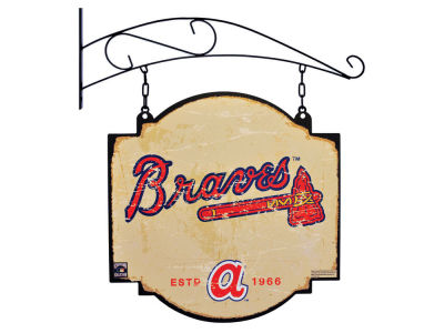 Atlanta Braves Winning Streak Tavern Sign