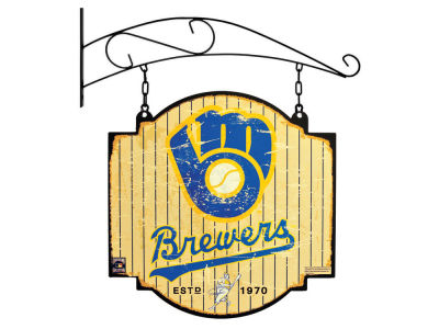Milwaukee Brewers Winning Streak Tavern Sign