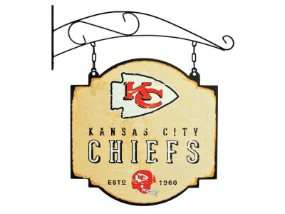 Kansas City Chiefs Winning Streak Tavern Sign