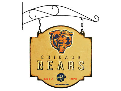 Chicago Bears Winning Streak Tavern Sign