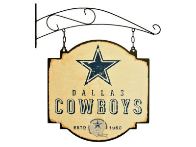 Dallas Cowboys Winning Streak Tavern Sign
