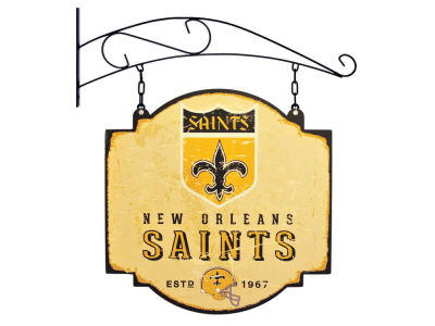 New Orleans Saints Winning Streak Tavern Sign