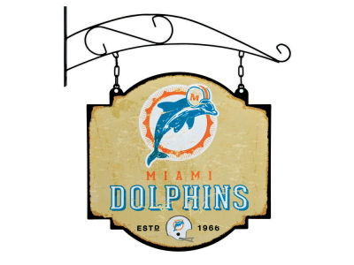 Miami Dolphins Winning Streak Tavern Sign