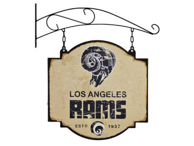 Los Angeles Rams Winning Streak Tavern Sign